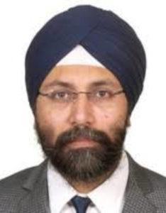 Mr. Karun Raj Singh Sareen